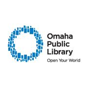 Omaha Public Library logo design by logo designer Webster