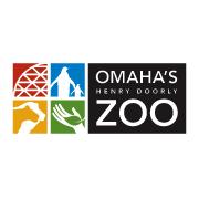 Omaha's Henry Doorly Zoo logo design by logo designer Webster