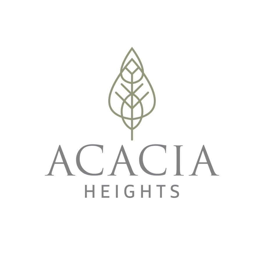 Acacia Heights Logo