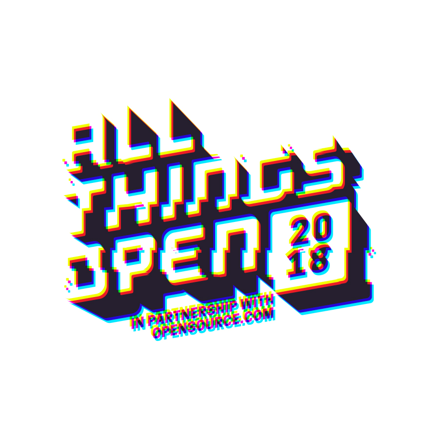 All Things Open 2018