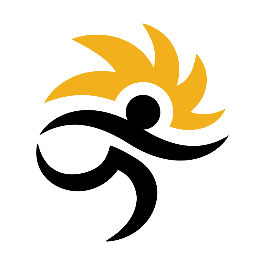 Rise and Stride Mark logo design by logo designer Jajo
