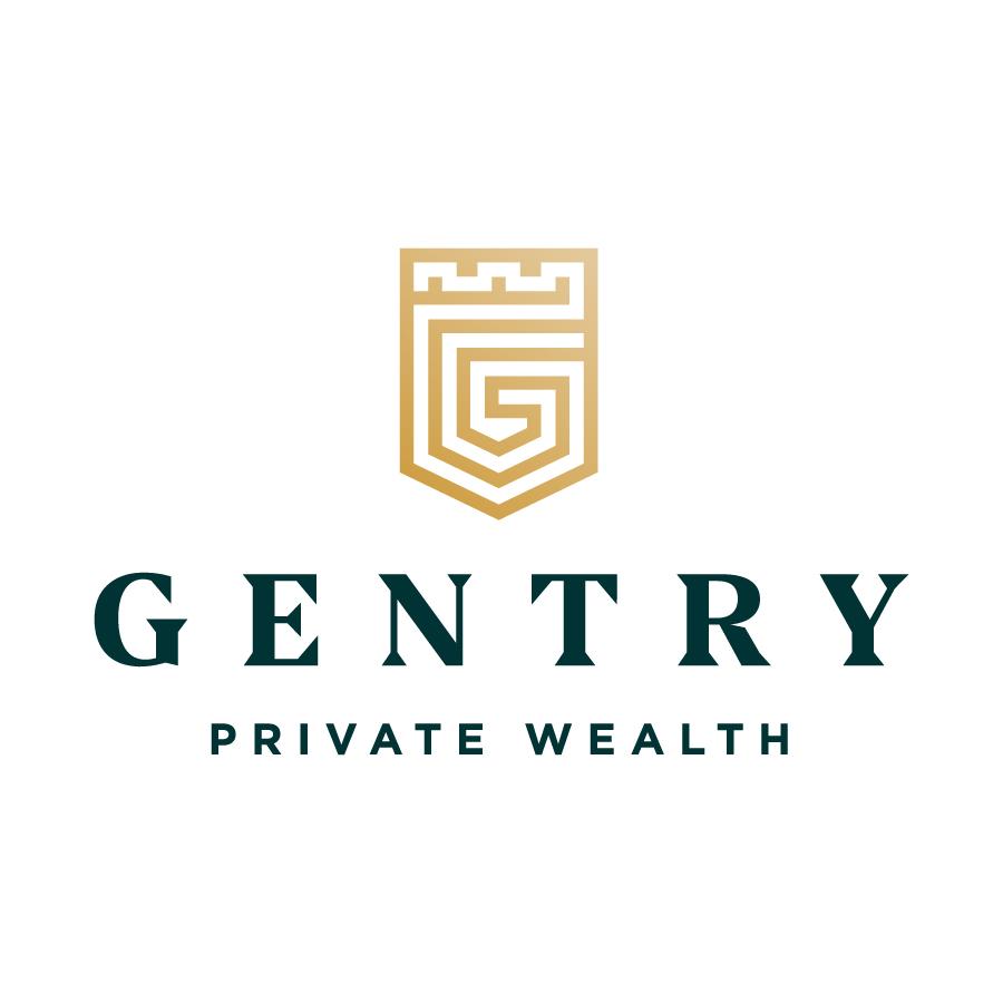 Gentry B Vertical logo design by logo designer Jajo