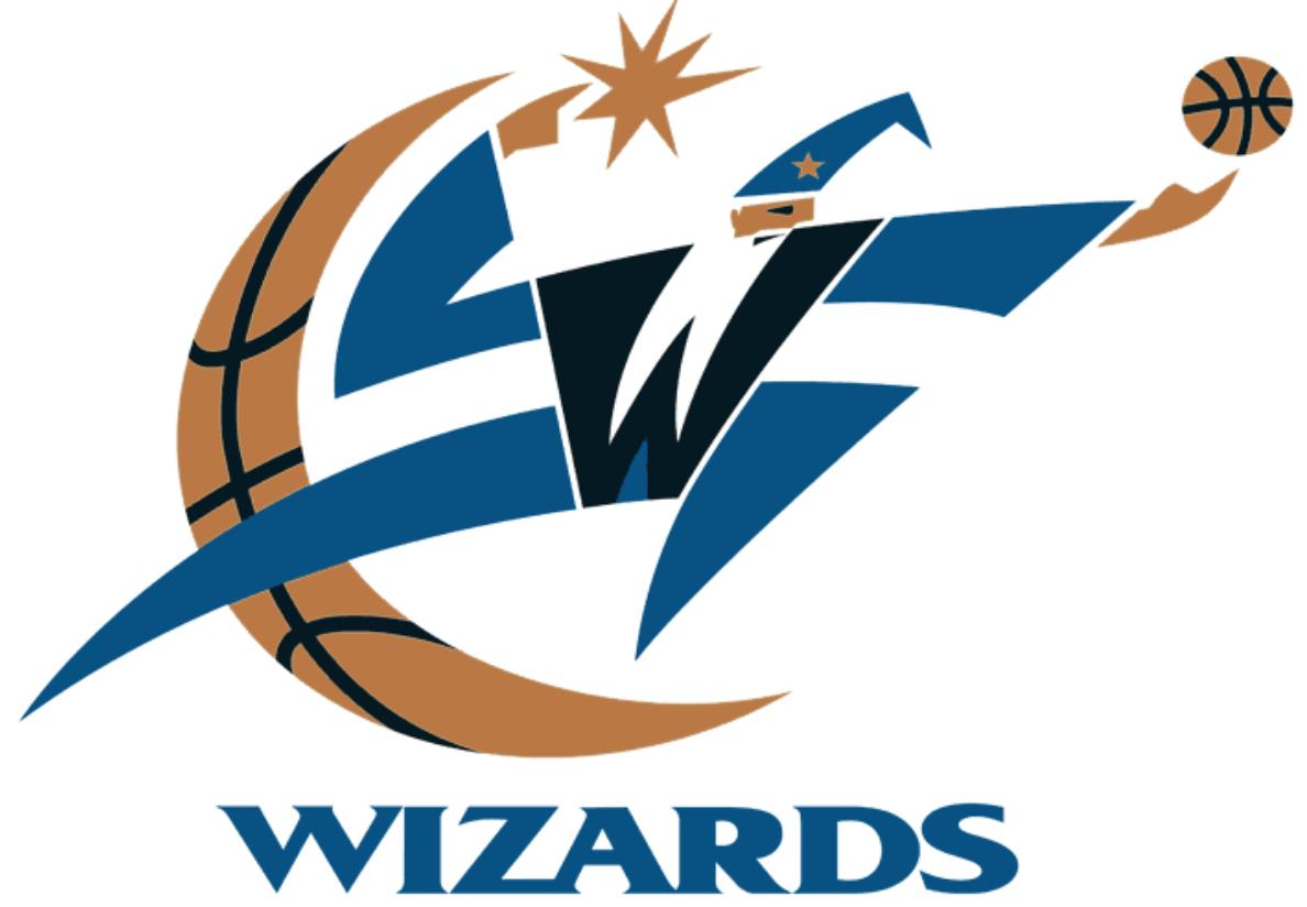 NBA Washington Wizards Primary Logo