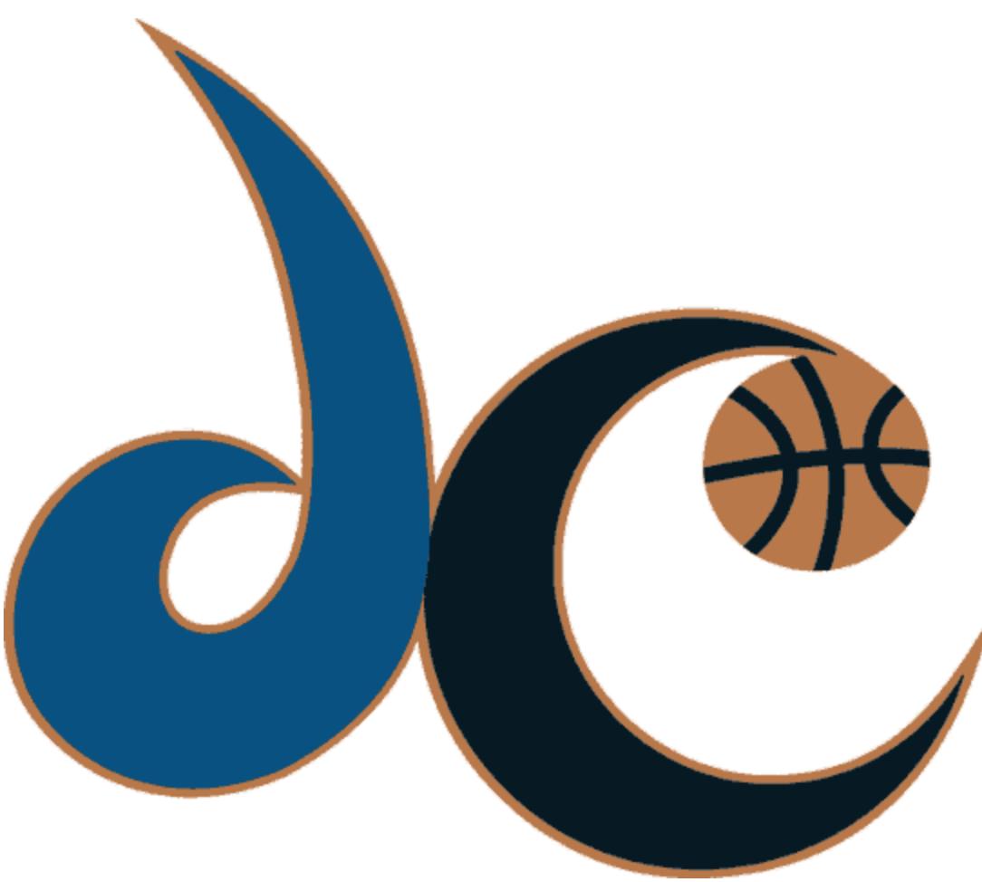 NBA Washington Wizards Secondary Logo
