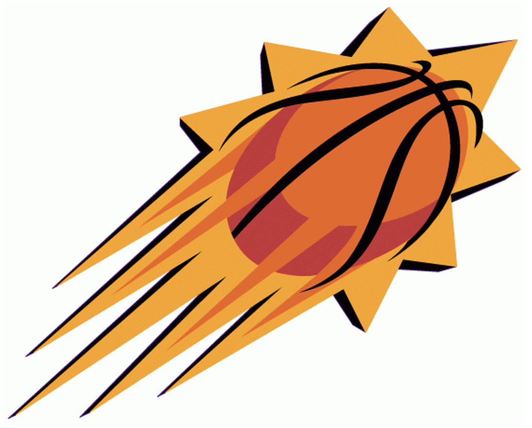 NBA Phoenix Suns Alternate Logo