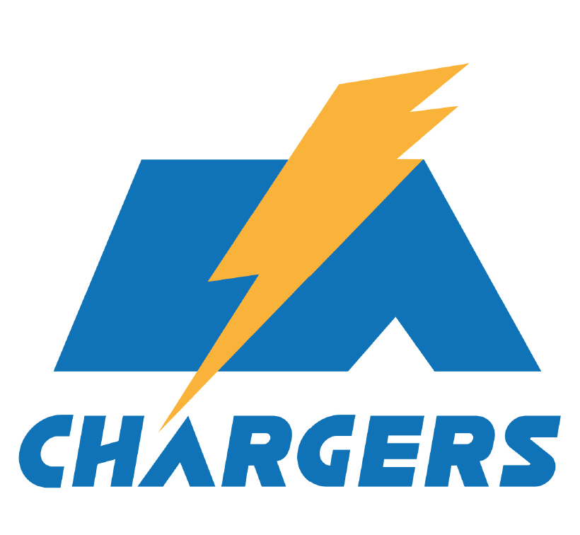 NFL LA Chargers Primary Logo