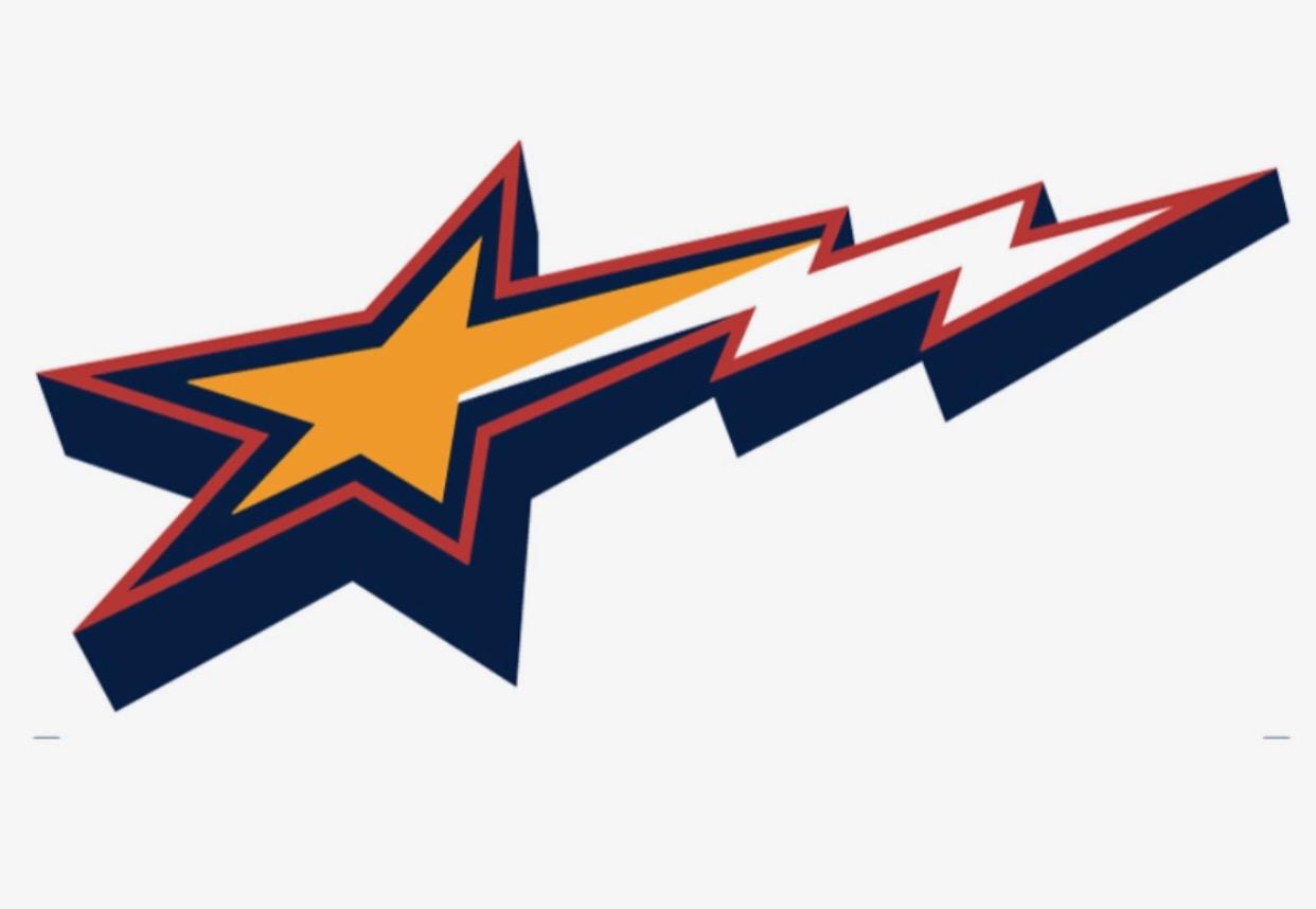 NBA All-Star Game Golden St. Alternate Symbol