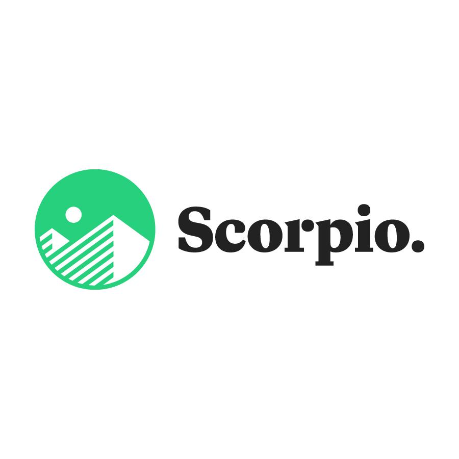Scorpio logo design by logo designer Parisleaf