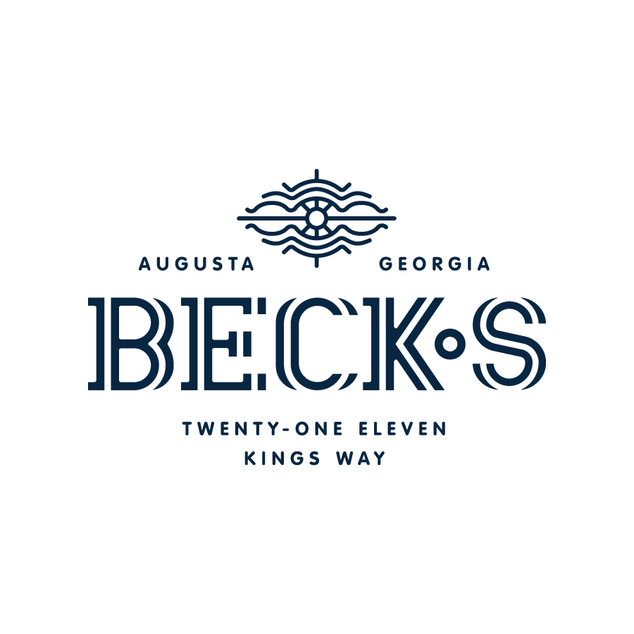 becks.lockup logo design by logo designer Jason Craig for your inspiration and for the worlds largest logo competition