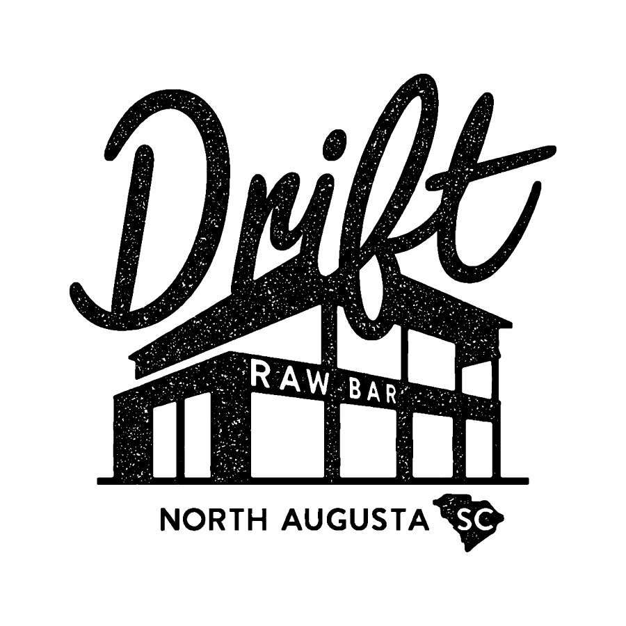 Drift Raw Bar logo design by logo designer Jason Craig for your inspiration and for the worlds largest logo competition