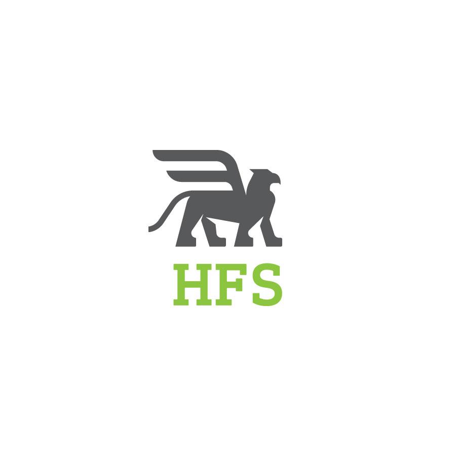 hfs logo design by logo designer ovidiupop.com