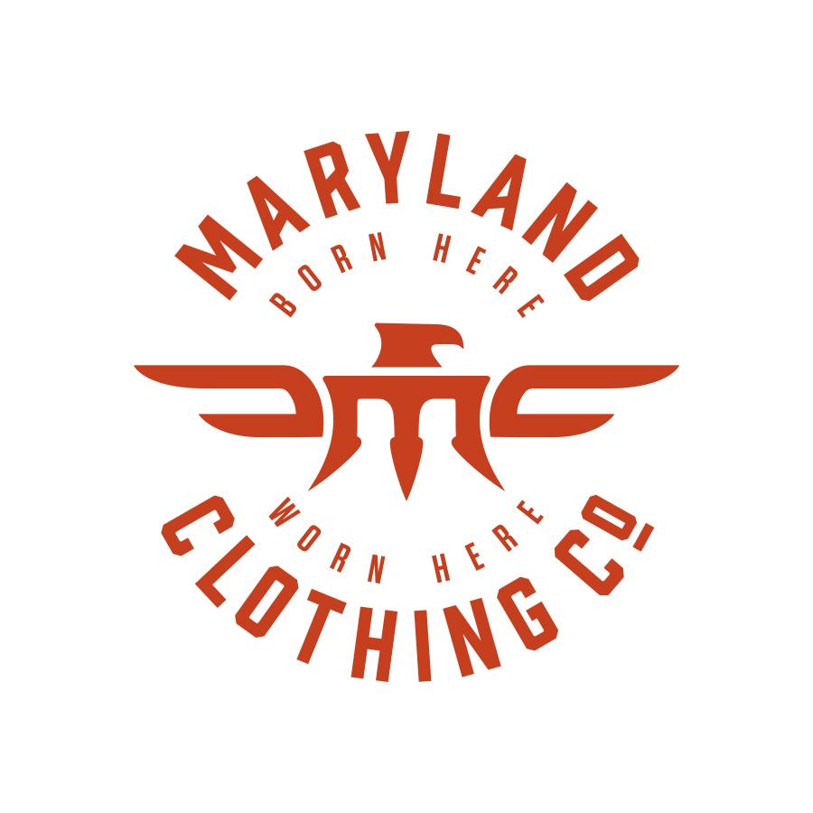 Maryland Clothing Co. Primary Logo