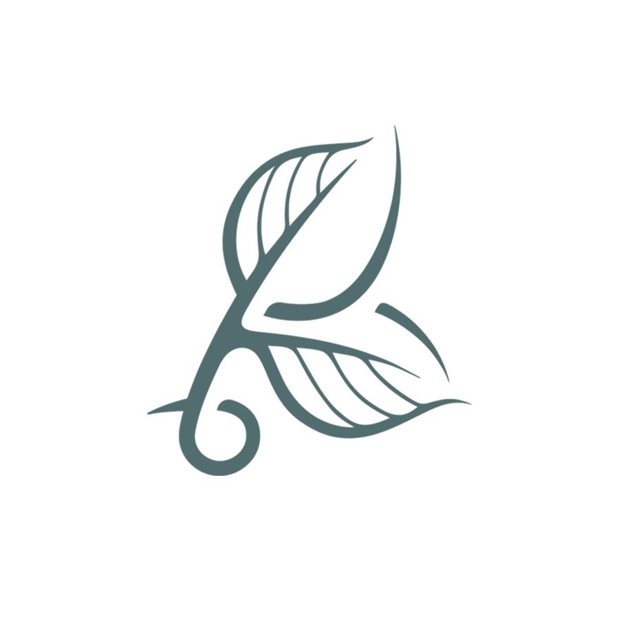 Buds Brandmark logo design by logo designer Lisa Gorham Creative
