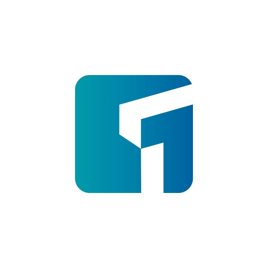 TechnoIndustry logo design by logo designer Greencow Studio