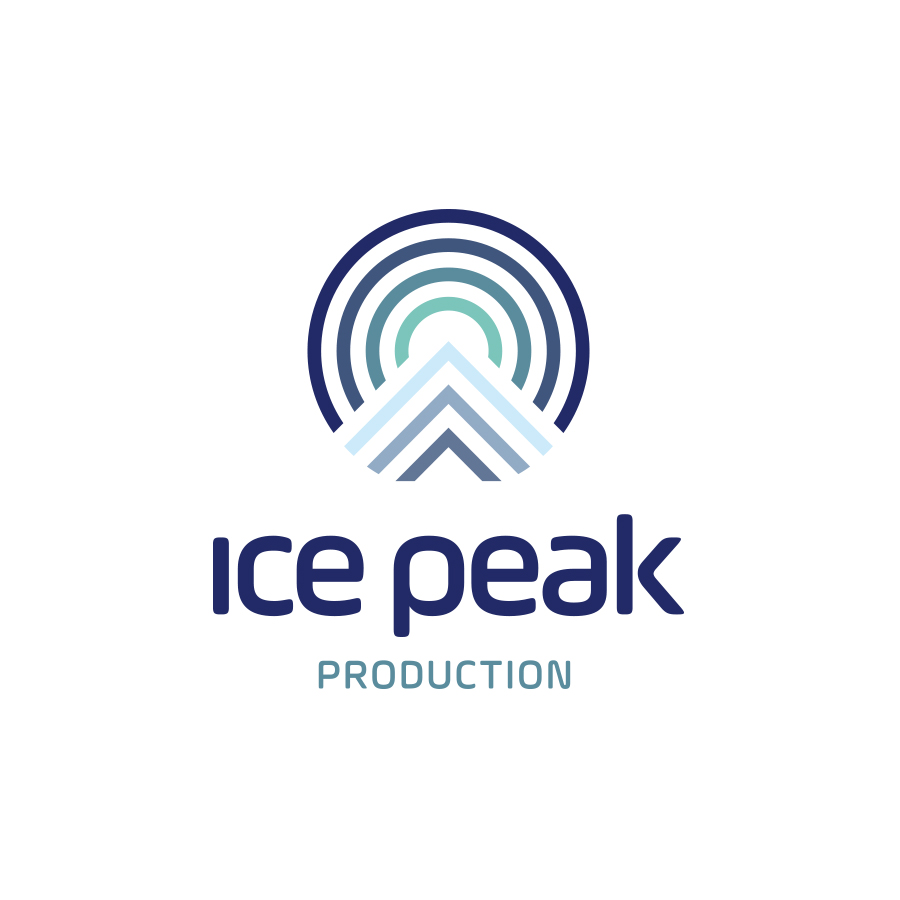IcePeak_logo logo design by logo designer Greencow Studio