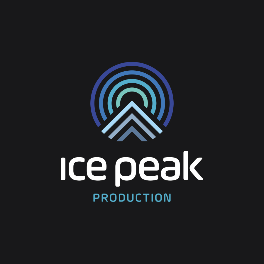 IcePeak_logo2 logo design by logo designer Greencow Studio