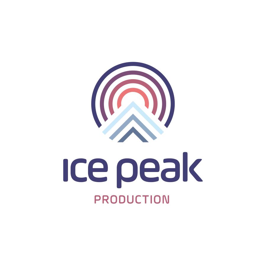 IcePeak_logo4 logo design by logo designer Greencow Studio