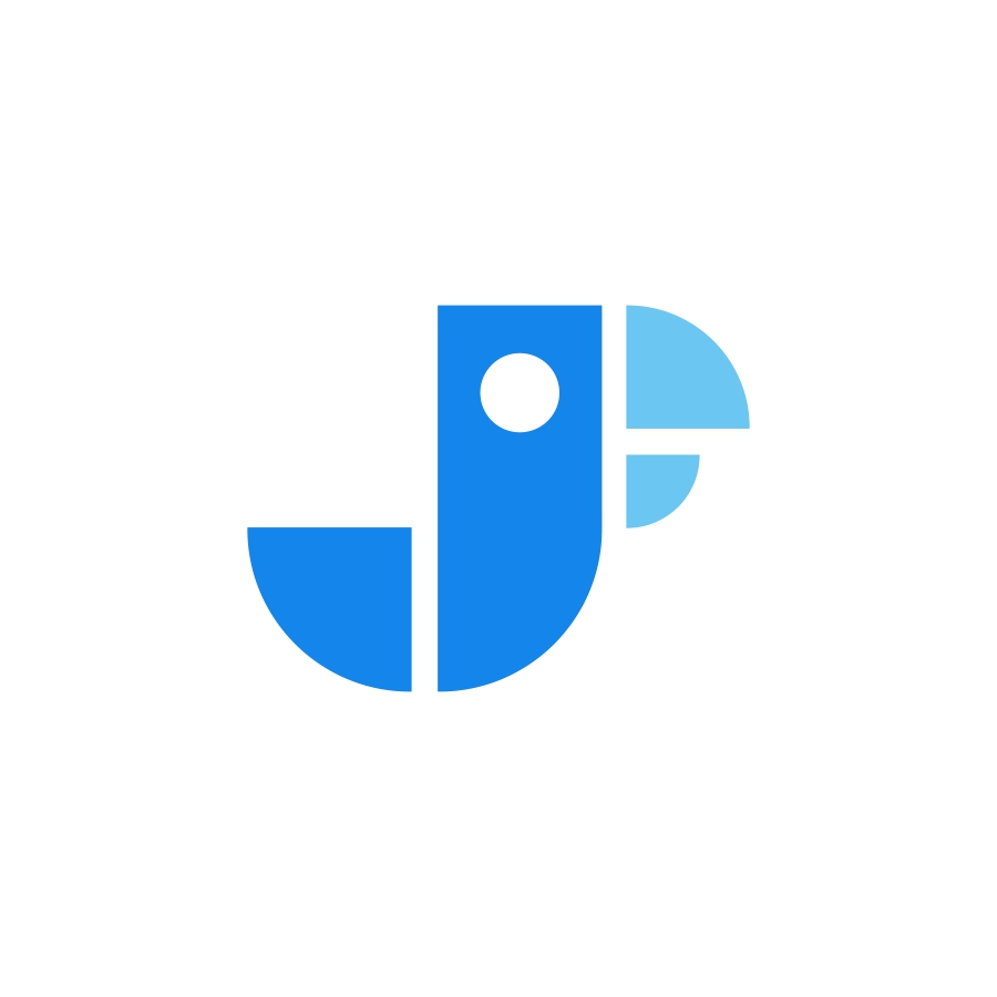 Jargon logo design by logo designer Dalius Stuoka for your inspiration and for the worlds largest logo competition