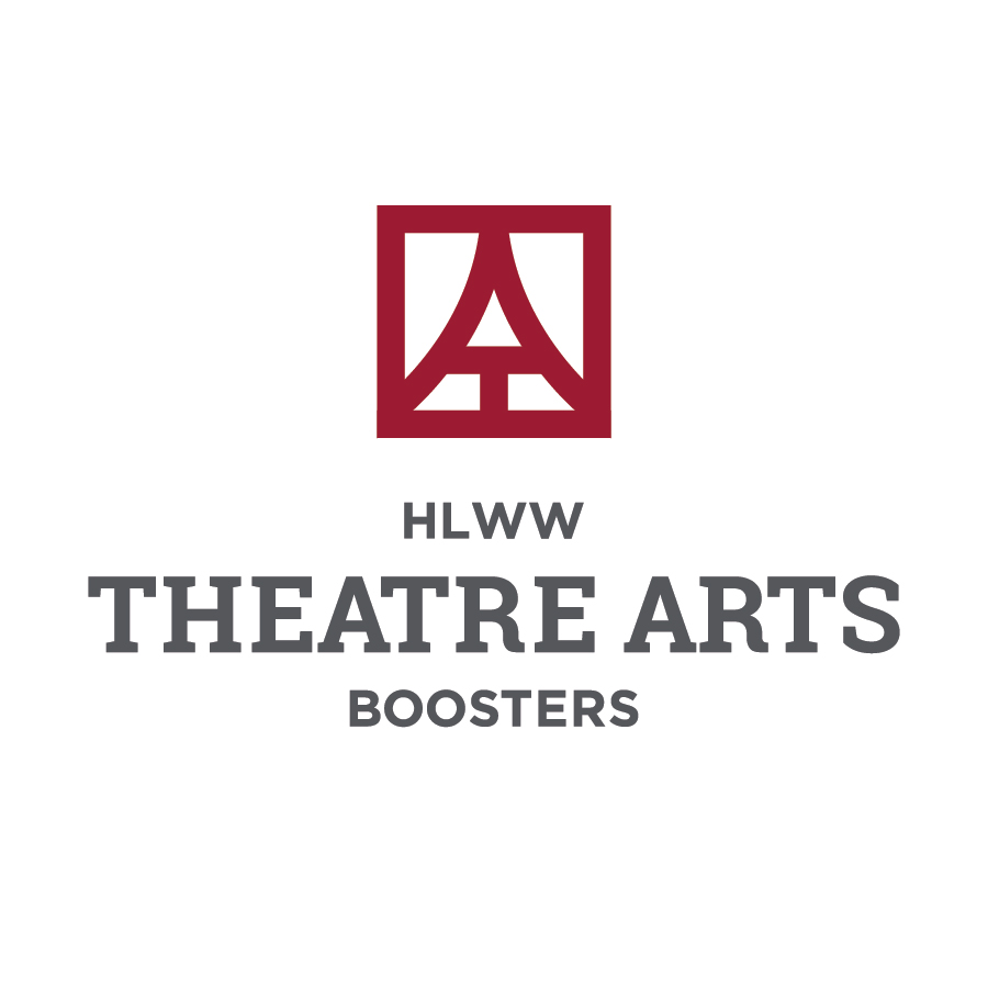 HLWW Theatre Arts Boosters Lockup