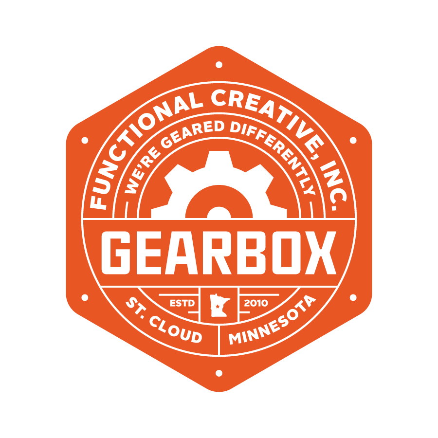 Gearbox Badge