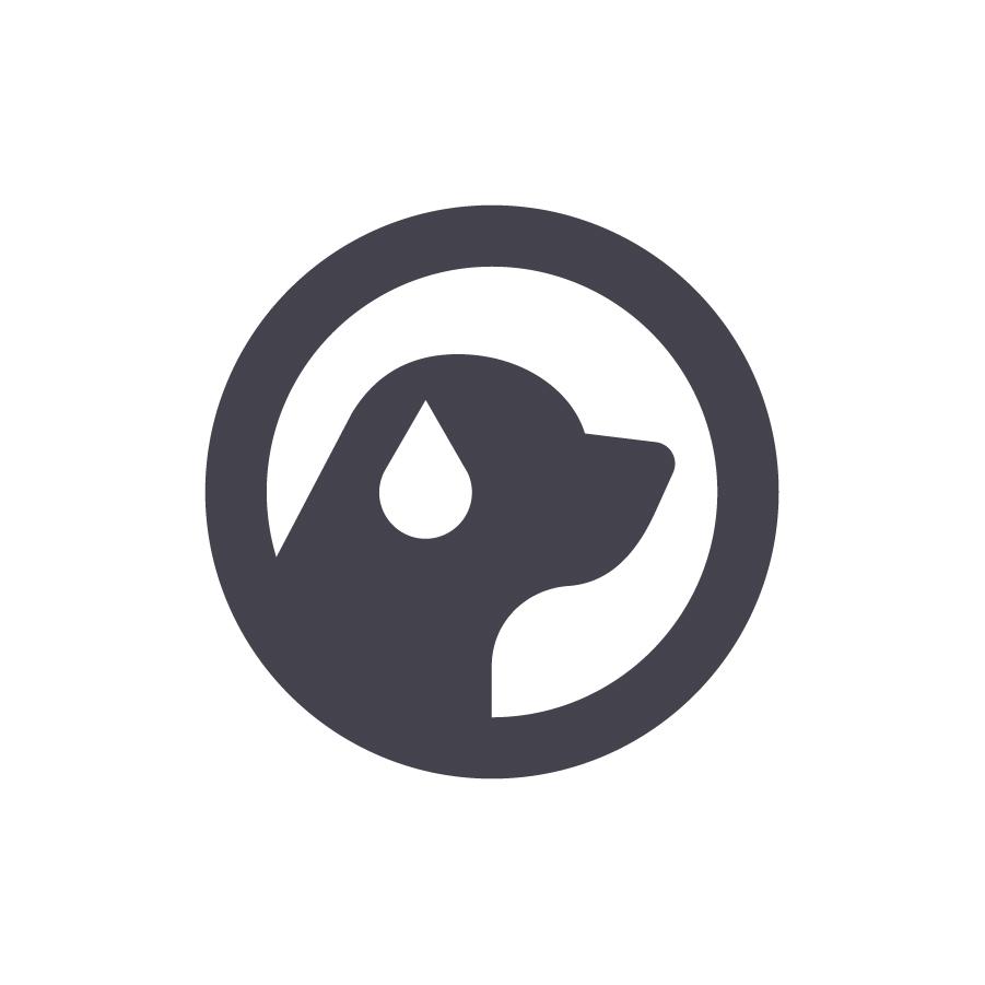 Wet Dog Logo