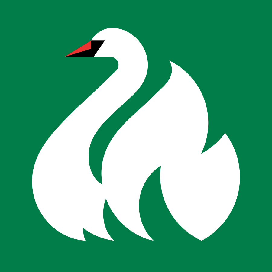 Swan Vesta Logo Concept