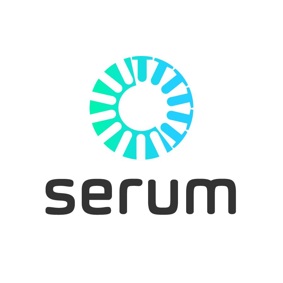 serum logo design by logo designer monome