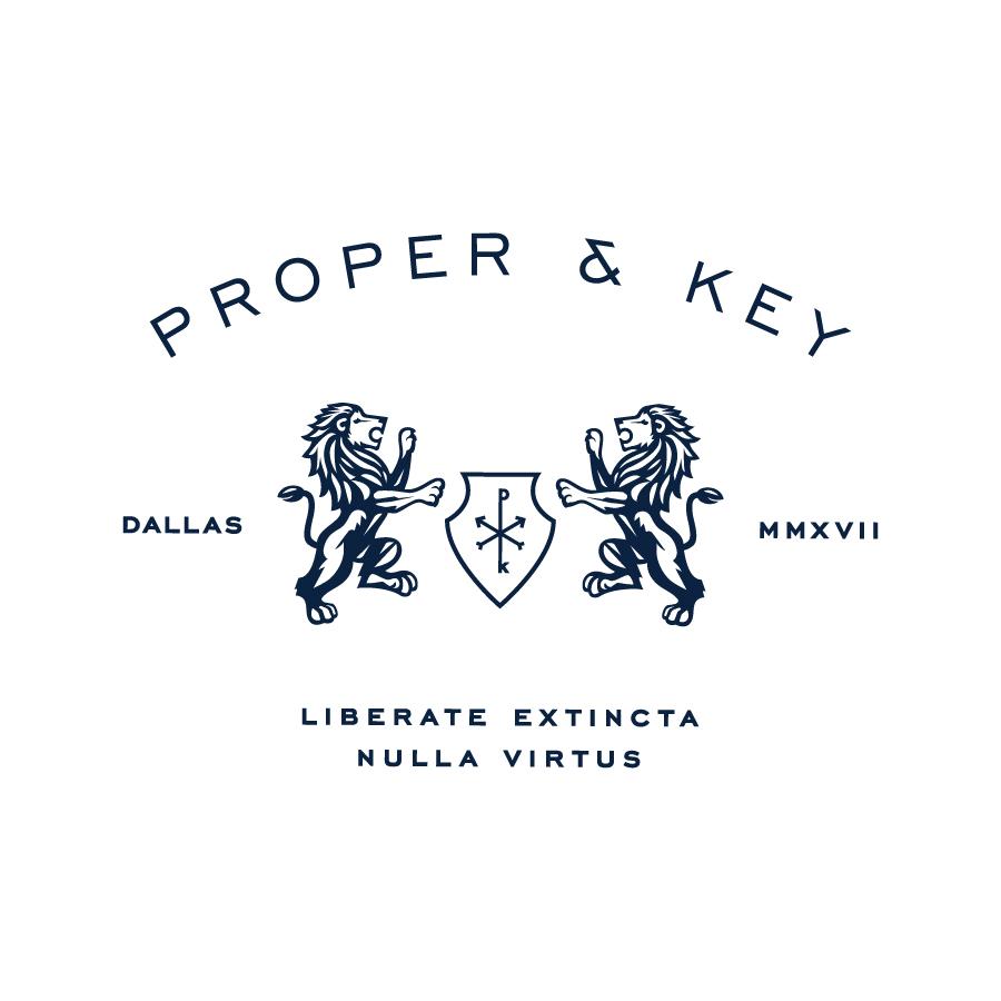 Proper & Key