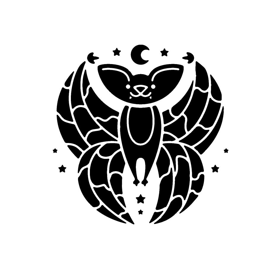 Day Bat Emblem