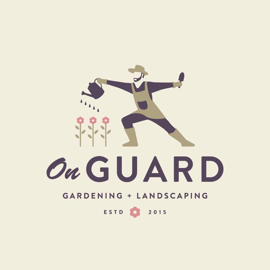 on guard logo design by logo designer spoonlancer
