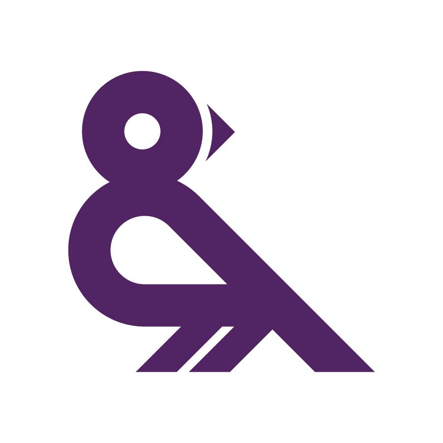bird logo design by logo designer spoonlancer