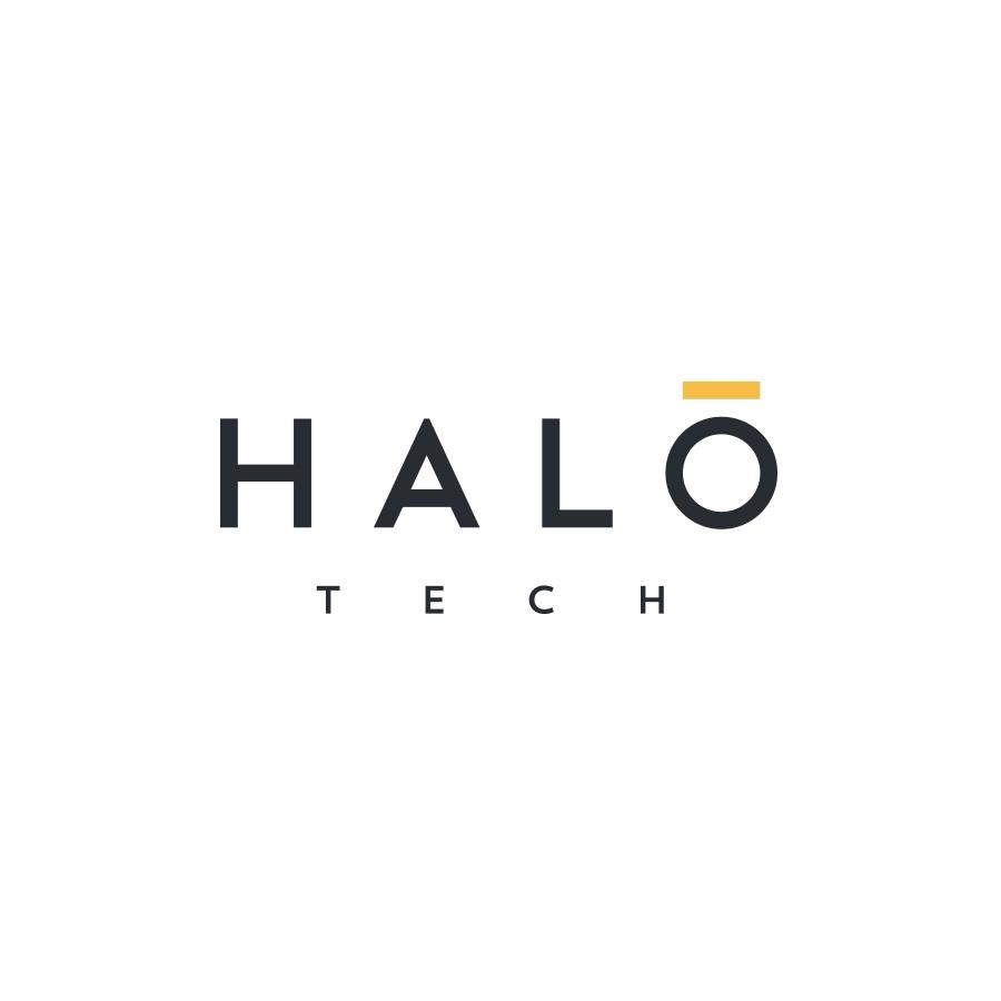 Halo Tech logo design by logo designer Damian Kidd