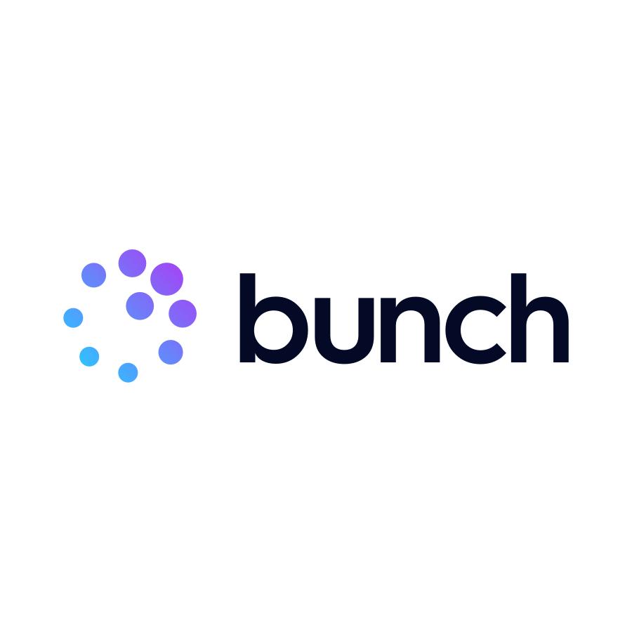 bunch logo design by logo designer Damian Kidd