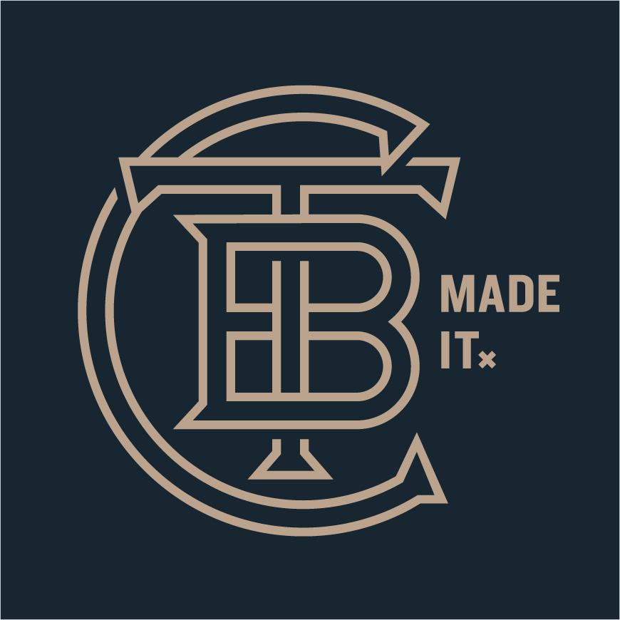 CTB Made It logo design by logo designer T.Barnes Graphics