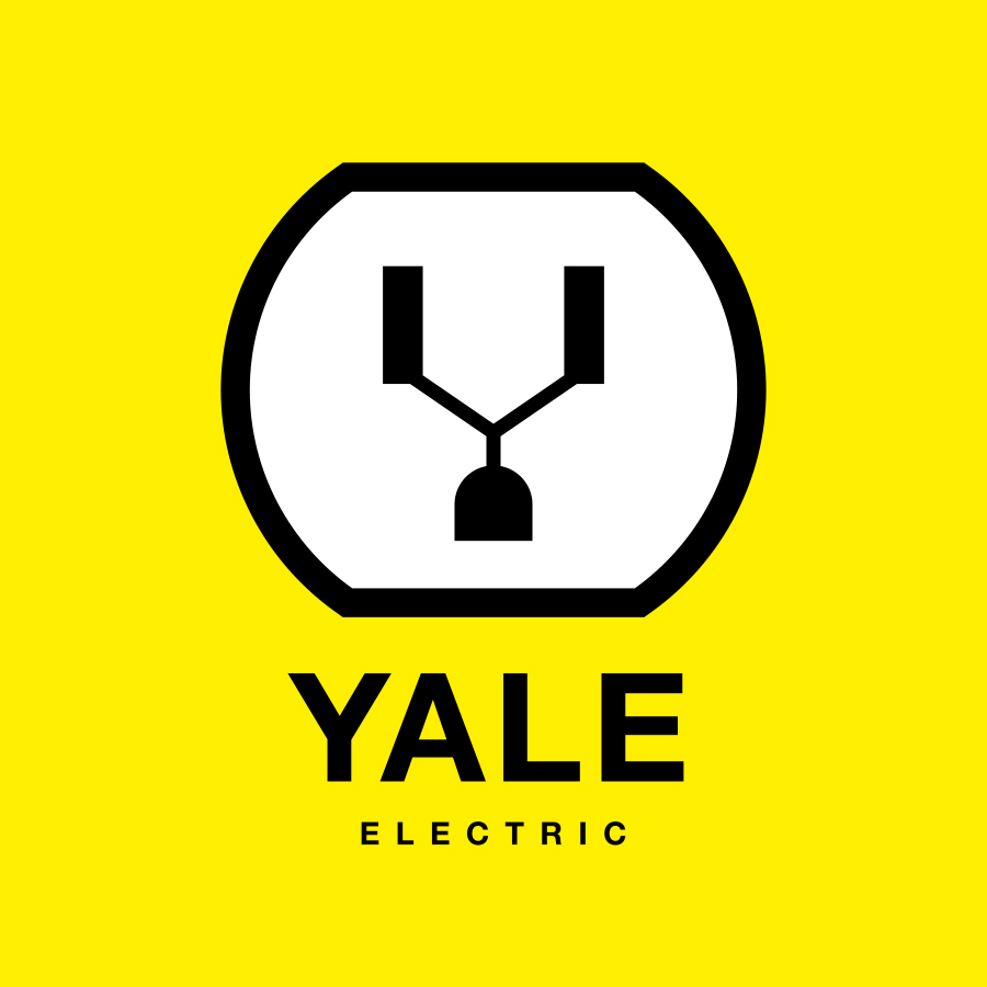 Yale Electric Concept logo design by logo designer Mike Schaeffer Design for your inspiration and for the worlds largest logo competition