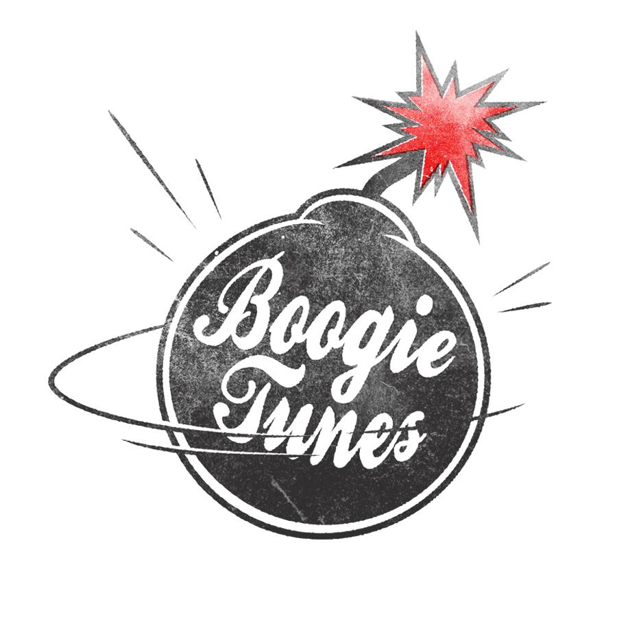 Boogie Tunes logo design by logo designer Alexander Dimov