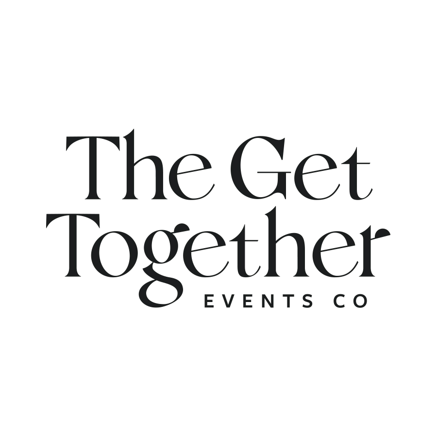 The Get Together logo design by logo designer Pretty Useful Co. for your inspiration and for the worlds largest logo competition