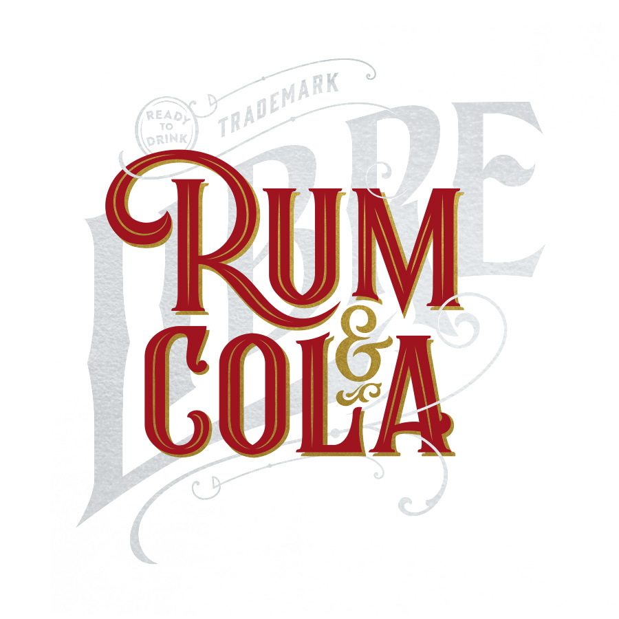 Libre Rum and Cola