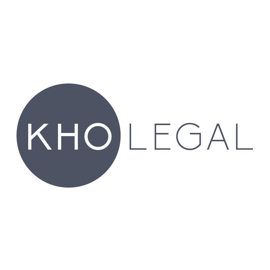 Kho-Legal logo design by logo designer Popdot Media