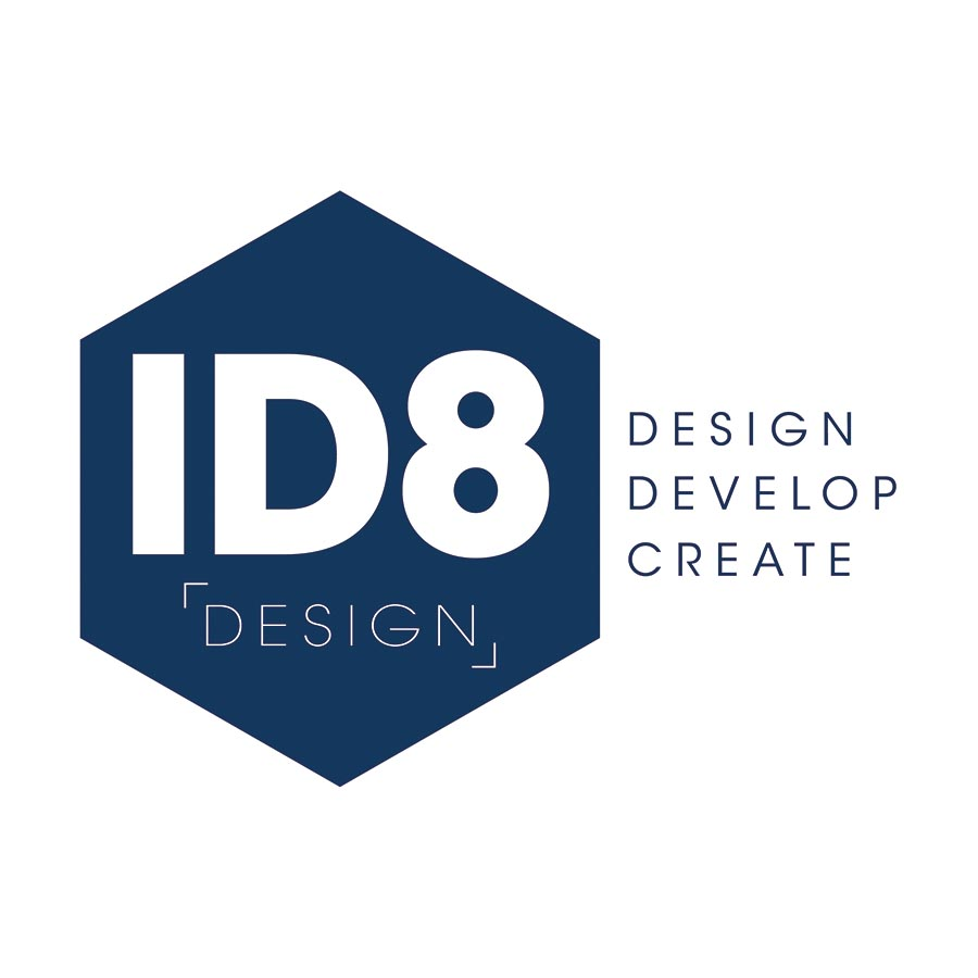ID8 Design logo design by logo designer Popdot Media