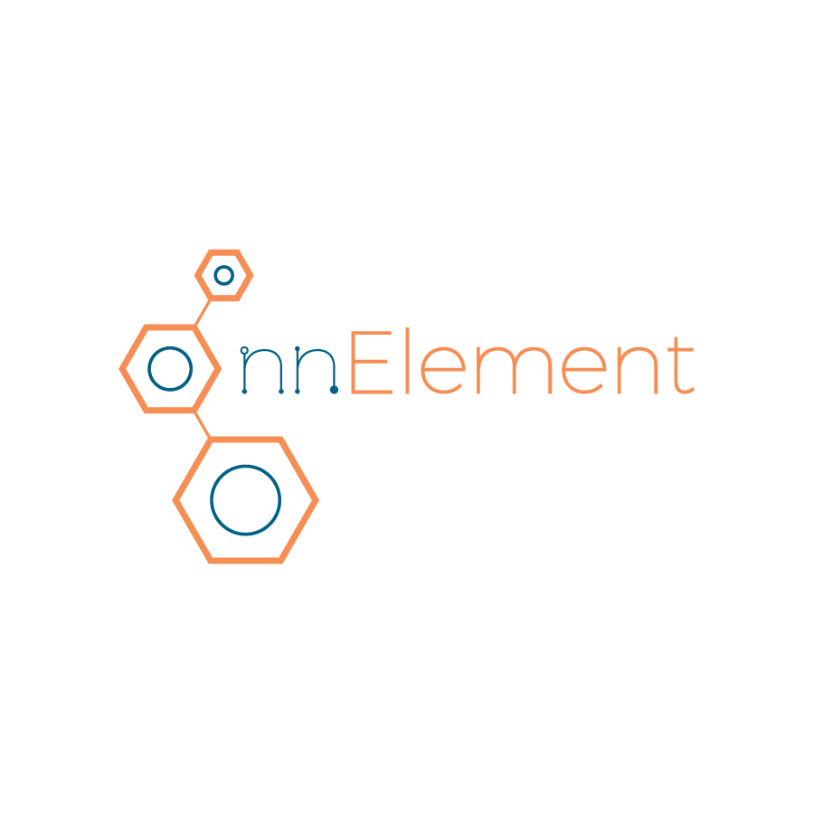 nnElement logo design by logo designer Popdot Media