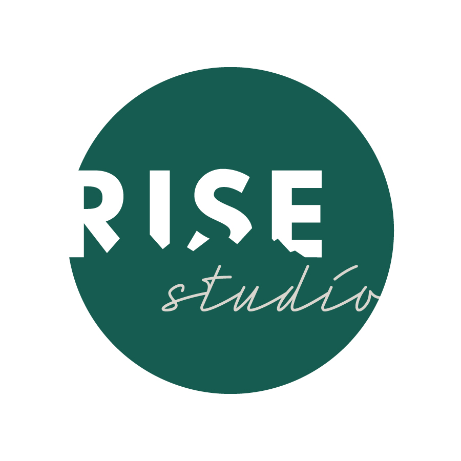 Rise Studio logo design by logo designer Popdot Media