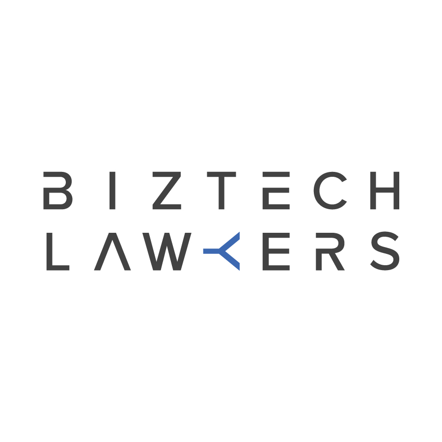Biztech logo design by logo designer Popdot Media