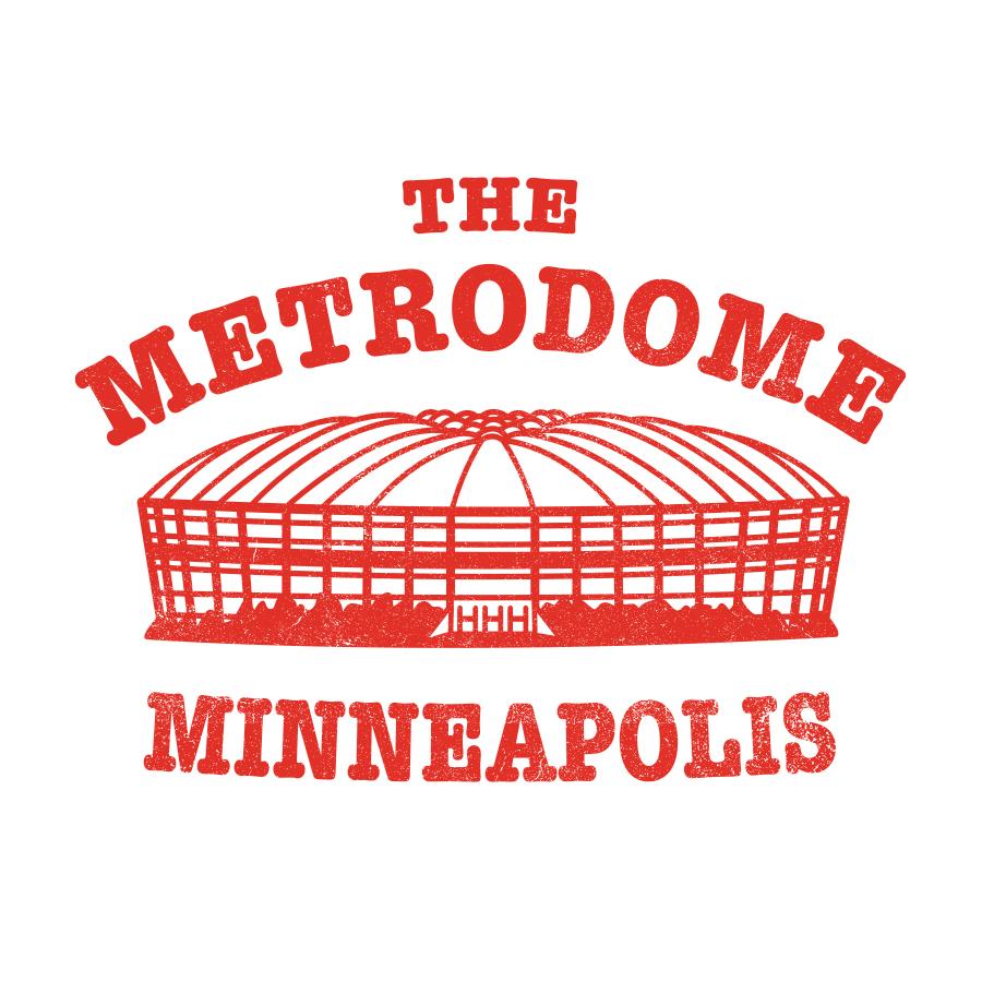 Metrodome Minneapolis