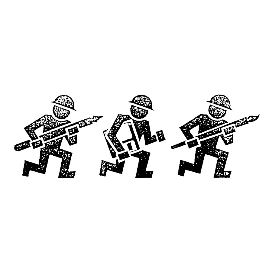 Western Front Graphics soldiers