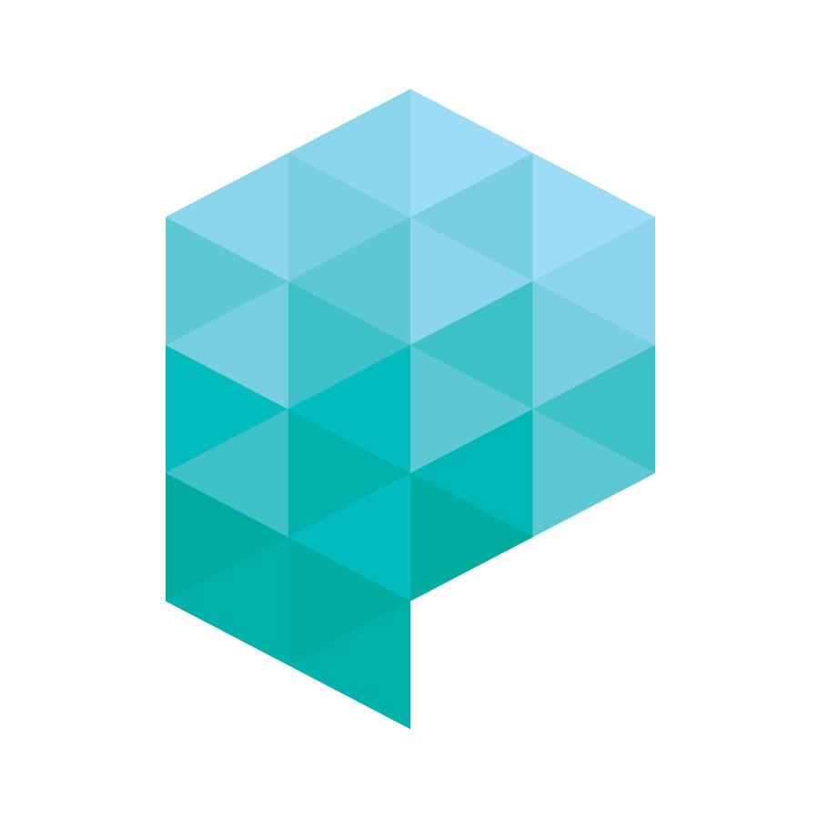 unused P logo