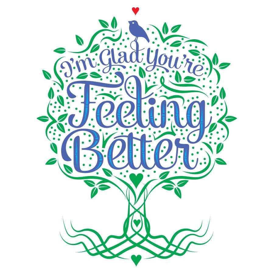Feeling better