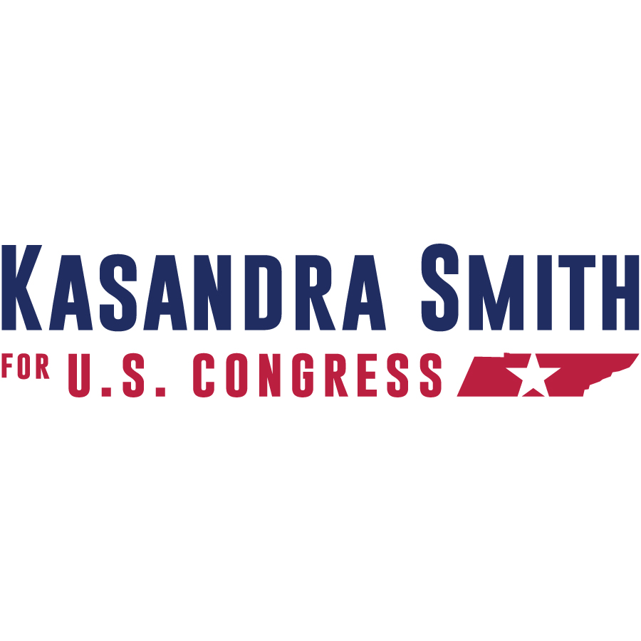 Kasandra Smith for U.S. Congress Logo