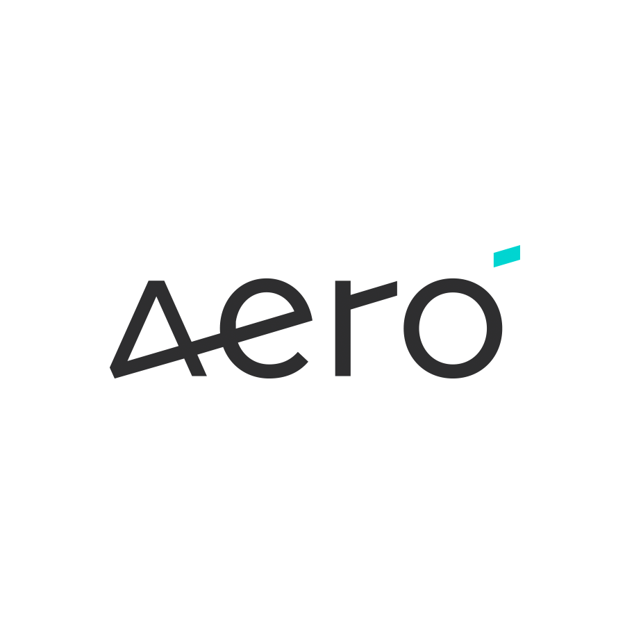 Aero  logo design by logo designer Eddie Lobanovskiy