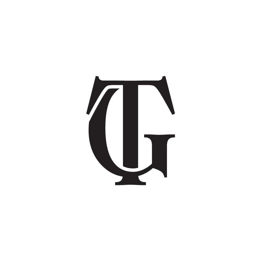 TG logo design by logo designer Saturday Studio